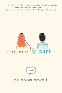 Eleanor & Park Front Cover