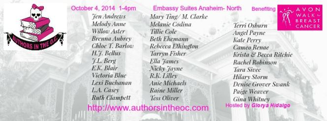 Authors in the OC
