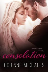 Consolation Front Cover