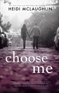 Choose Me Front Cover