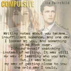 Compulsive Teaser #5 - #RentasticReads #BabblingChatterReads