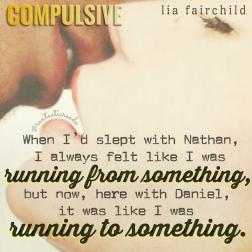Compulsive Teaser #6 - #RentasticReads #BabblingChatterReads
