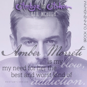 Amber to Ashes Teaser #2 - #RentasticReads #BabblingChatterReads