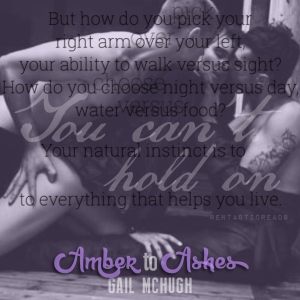 Amber to Ashes Teaser #8 - #RentasticReads #BabblingChatterReads
