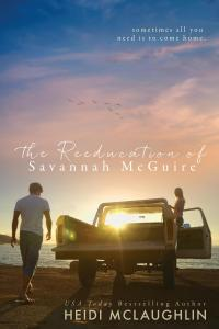 The Reeducation of Savannah McGuire Teaser Front Cover
