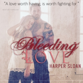 Bleeding Love Teaser #3 - #RentasticReads #BabblingChatterReads