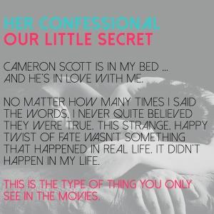 Her Confessional: Our Little Secret Teaser 2