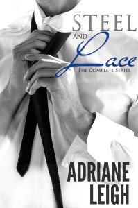 Steel and Lace Front Cover