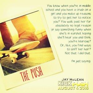 Kick Push Teaser #4
