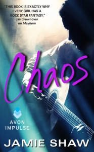 Chaos (Mayhem #3) Front Cover
