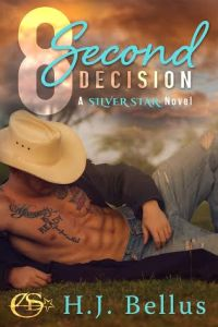 8 Second Decision Front Cover