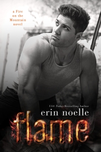 Flame (Fire on the Mountain #2) Front Cover