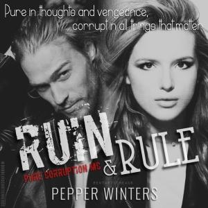 Ruin & Rule Teaser #1 - #RentasticReads #BabblingChatterReads
