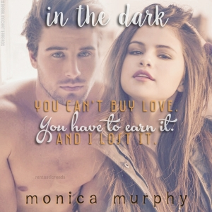 In the Dark Teaser #2 - #RentasticReads #BabblingChatterReads