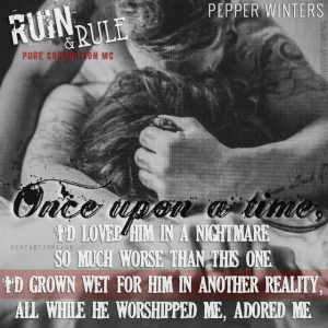 Ruin & Rule Teaser #6 - #RentasticReads #BabblingChatterReads