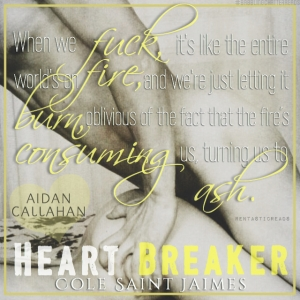 Heart Breaker Teaser #1 - #RentasticReads #BabblingChatterReads