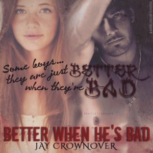 Better When He's Bad Teaser #2 - #BabblingChatterReads #RentasticReads