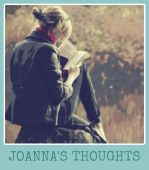 Joanna's Thoughts #BabblingChatterReads