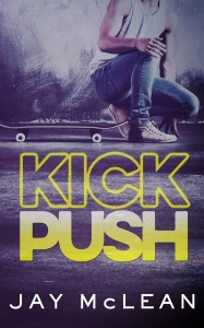 Kick Push Front Cover