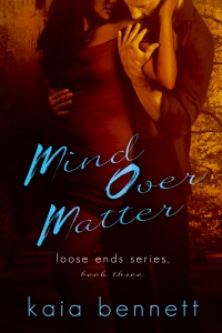 Mind Over Matter Front Cover