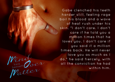 Mind Over Matter Teaser #6