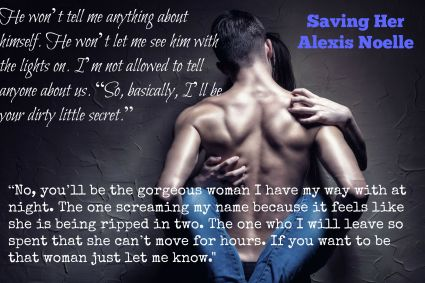Saving Her Teaser #1