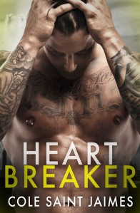 Heart Breaker Front Cover