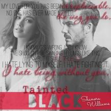 Tainted Black Teaser #12 - #RentasticReads #BabblingChatterReads