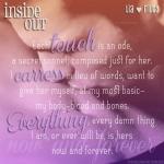 Inside Out Teaser #2 - #RentasticReads #BabblingChatterReads