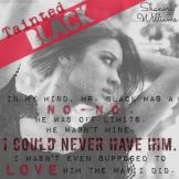 Tainted Black Teaser #2 - #RentasticReads #BabblingChatterReads