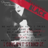 Tainted Black Teaser #3 - #RentasticReads #BabblingChatterReads