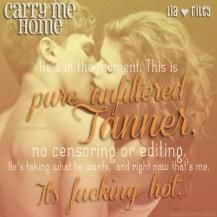 Carry Me Home Teaser #2 - #RentasticReads #BabblingChatterReads