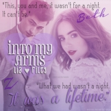 Into My Arms Teaser #1 - #RentasticReads #BabblingChatterReads