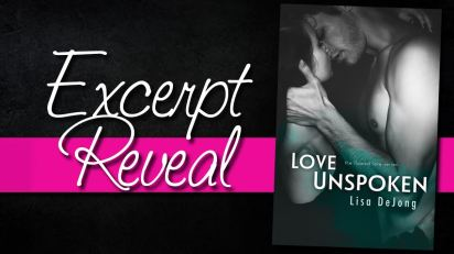 Love Unspoken Excerpt Reveal Banner