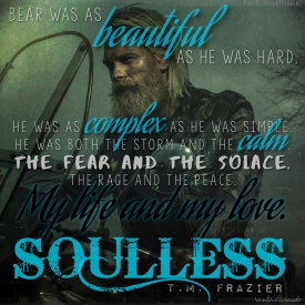 Soulless Teaser 1 #RentasticReads #BabblingChatterReads