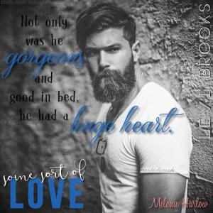 Some Sort of Love Teaser 1 #RentasticReads #BabblingChatterReads