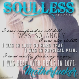 Soulless Teaser 2 #RentasticReads #BabblingChatterReads