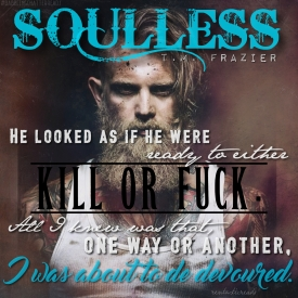 Soulless Teaser 3 #RentasticReads #BabblingChatterReads