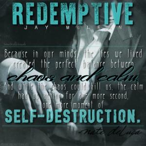 Redemptive (Combative 2) Teaser 3 #RentasticReads #BabblingChatterReads