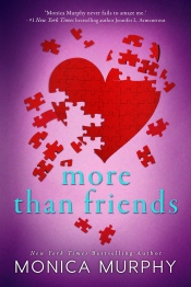 More Than Friends (Friends #2) by Monica Murphy