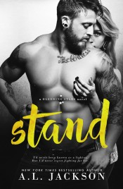 Stand (Bleeding Stars #6) by A.L. Jackson